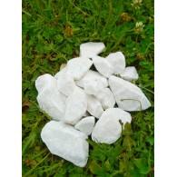 Мраморный щебень ландшафтный, декоративный, гранитная крошка (фр. 40-80 мм.)